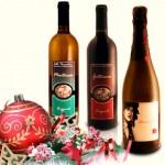 Valigia offerta di Natale 3 bottiglie